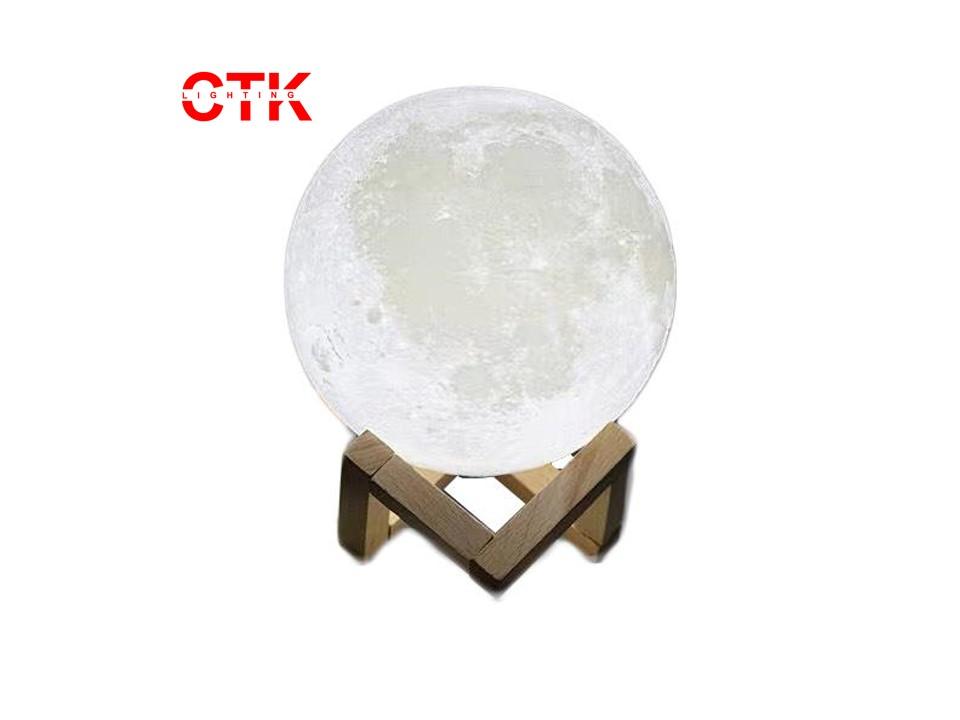 Đèn Bàn ĐBK02-1G Ø150