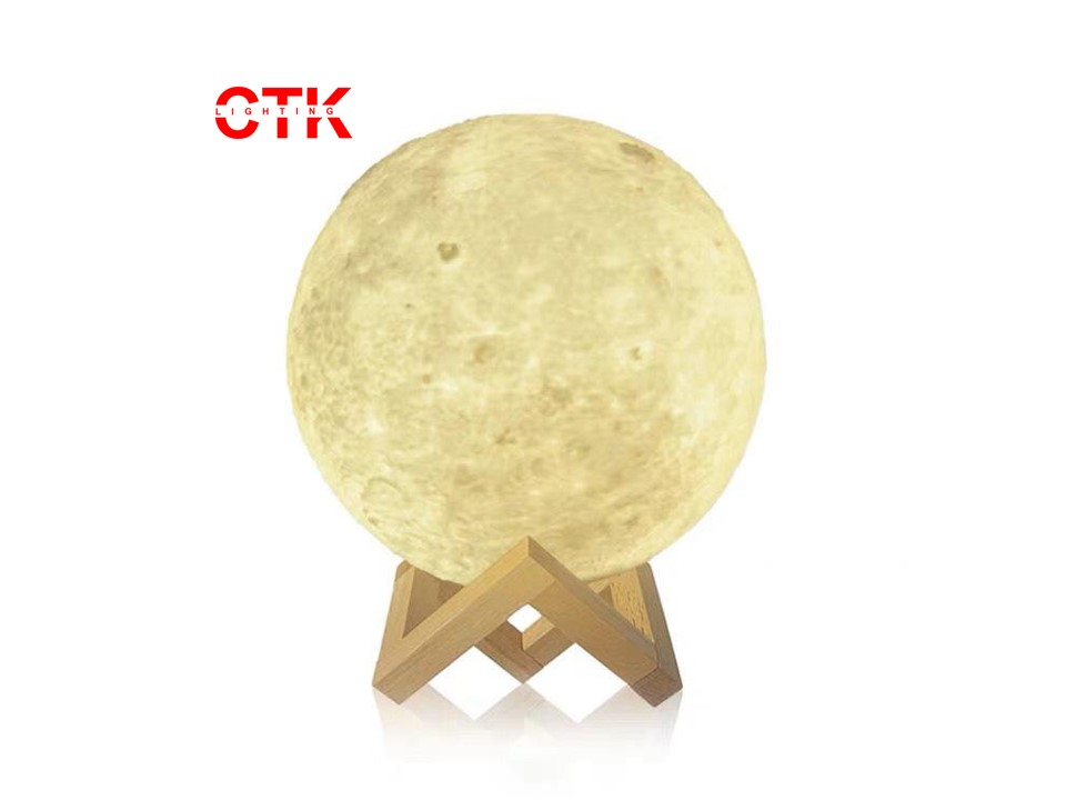 Đèn Bàn ĐBK02-1G Ø180