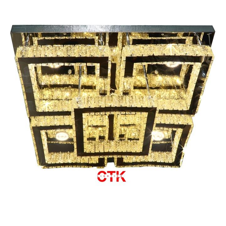Đèn Ốp Trần Pha Lê OTPL07V600