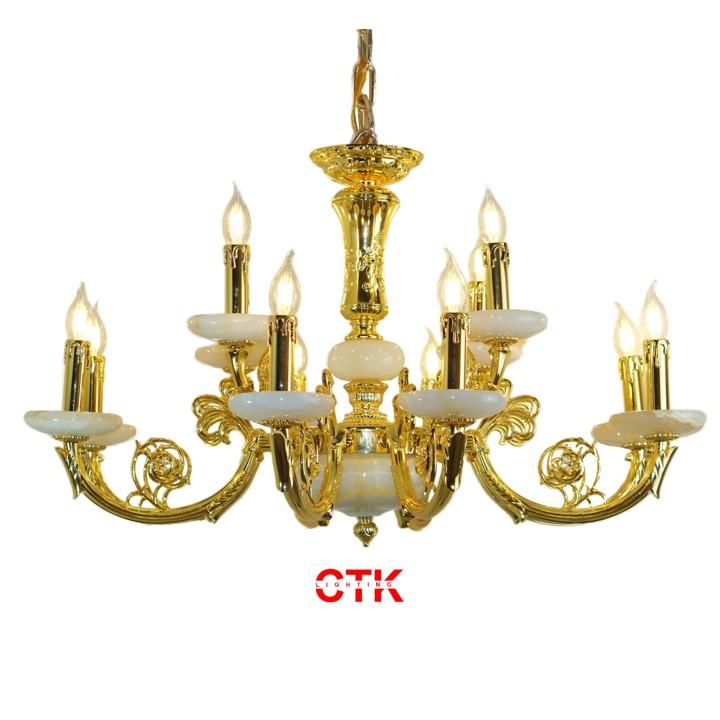 Đèn Chùm DC6002-8+4